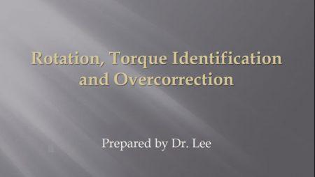 [강의 19.5] Seminar #6 – Rotation Torque Idntification and Overcorrection.